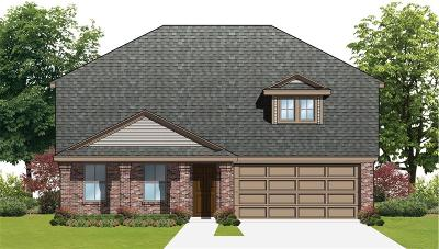 Seagoville Single Family Home For Sale: 2524 Henley Drive