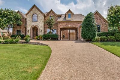 Prosper Single Family Home For Sale: 1000 Three Rivers Drive