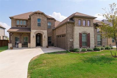Dallas County, Denton County, Collin County, Cooke County, Grayson County, Jack County, Johnson County, Palo Pinto County, Parker County, Tarrant County, Wise County Single Family Home For Sale: 1209 Stonewall Drive
