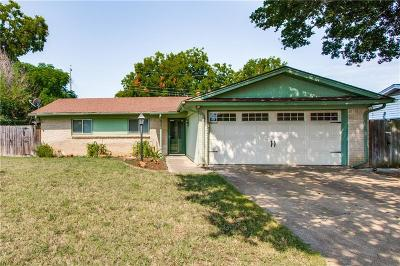Euless Single Family Home For Sale: 1204 Paula Lane