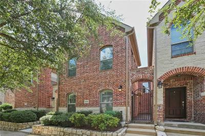 Collin County Single Family Home For Sale: 6845 Cortona Lane