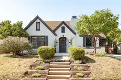 Fort Worth Single Family Home For Sale: 2233 W Rosedale Street S