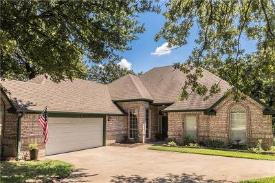Azle Single Family Home For Sale: 506 Topside Drive