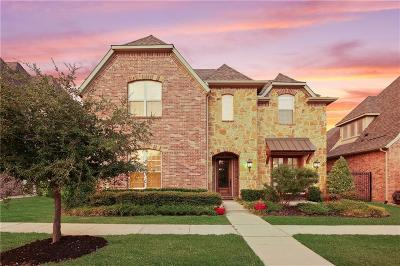 Southlake Single Family Home For Sale: 1621 Le Mans Lane