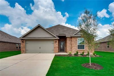 Crowley Single Family Home For Sale: 1708 Blue Water Court