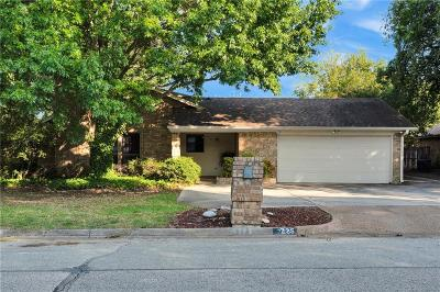 Crowley Single Family Home For Sale: 725 Owens Drive