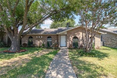 Rowlett Single Family Home For Sale: 9209 Vagas Drive