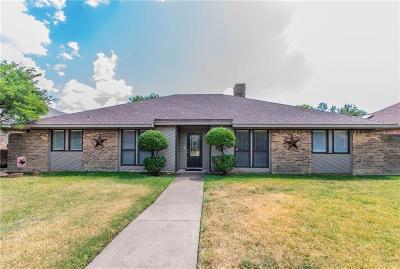 Dallas Single Family Home For Sale: 6204 Telluride Lane
