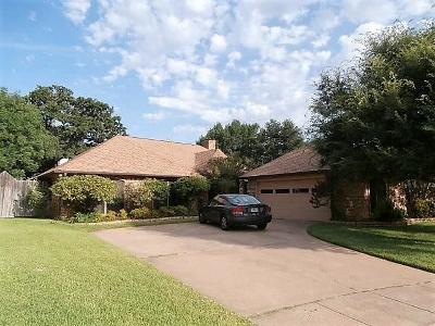 North Richland Hills Residential Lease For Lease: 6409 Whitney Court