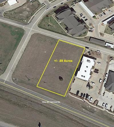 Waxahachie Commercial Lots & Land For Sale: Lot 2 Hwy 287 Bus