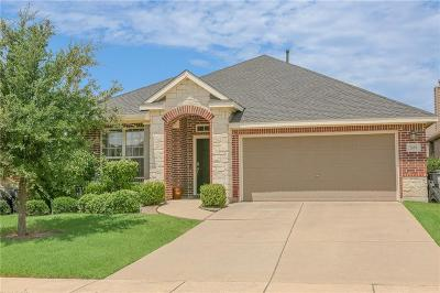 Little Elm Single Family Home Active Option Contract: 2609 Lake Ridge Drive