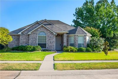 McKinney Single Family Home Active Option Contract: 2300 Brookview Drive