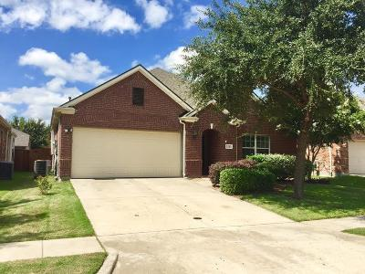 McKinney Single Family Home Active Option Contract: 2312 Eaton Drive