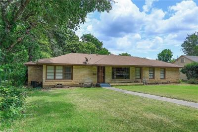 Cooke County Single Family Home For Sale: 716 Lindsay Street