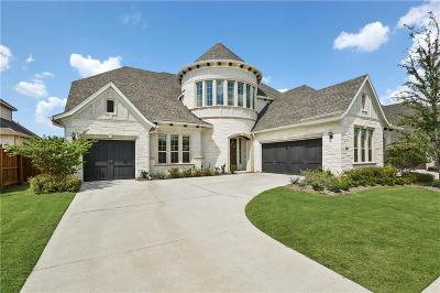 Frisco Single Family Home Active Option Contract: 2130 Cutting Horse Trail