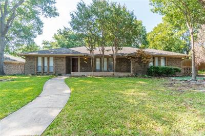Plano Single Family Home For Sale: 1604 Northcrest Drive