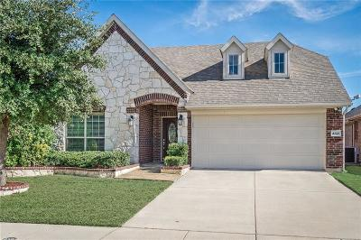 McKinney Single Family Home For Sale: 4821 Concho Lane