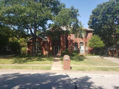 North Richland Hills Residential Lease For Lease: 7941 Arlie Lane