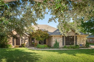 Crowley Single Family Home For Sale: 1204 Wilderness Trail