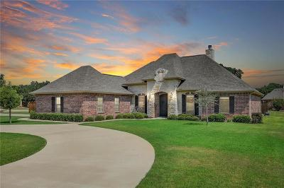 Kaufman Single Family Home For Sale: 3000 Greenwood Circle