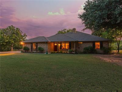 Granbury Single Family Home For Sale: 9316 Ravenswood Road