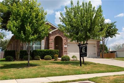 Forney Single Family Home For Sale: 2013 Cone Flower Drive