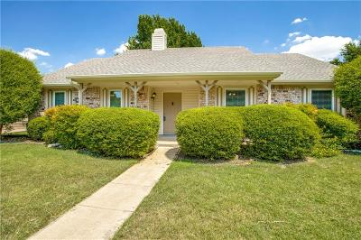 Plano Single Family Home For Sale: 7916 Freeland Drive