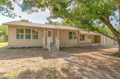 Weatherford Single Family Home For Sale: 108 Windsor Court