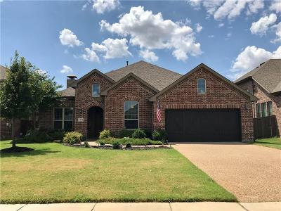 Prosper Single Family Home For Sale: 1481 Kirkwood Lane