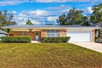 Denison Single Family Home For Sale: 1009 W Crawford Street