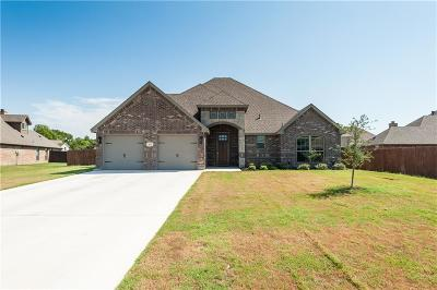 Parker County Single Family Home For Sale: 135 Preakness Drive