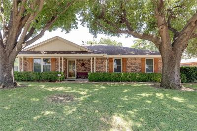 Arlington Single Family Home For Sale: 2801 Avonhill Drive
