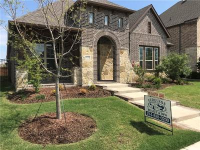 Frisco Single Family Home For Sale: 1832 Tumblegrass Road