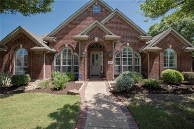 Coppell Single Family Home For Sale: 316 Gifford Drive