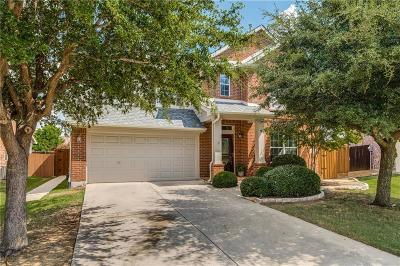 Frisco Single Family Home For Sale: 2958 Sparks Drive