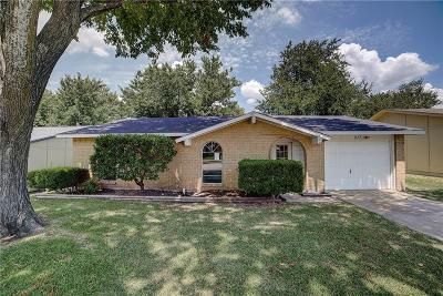 Garland Single Family Home For Sale: 217 Trailridge Drive