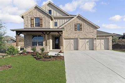 Roanoke TX Single Family Home For Sale: $469,954
