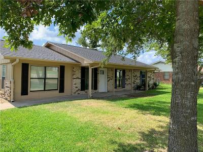 Canton TX Single Family Home For Sale: $164,900