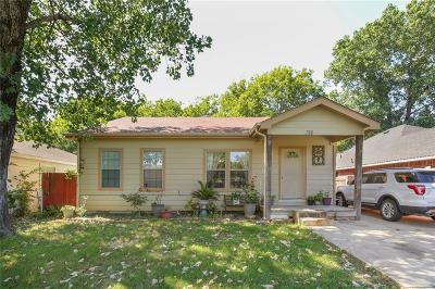 Single Family Home For Sale: 316 Perch Road
