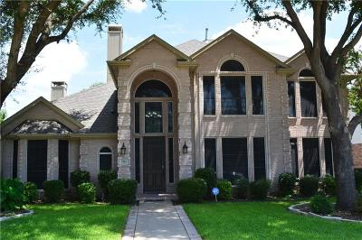 Carrollton Single Family Home For Sale: 3712 Grandview Drive