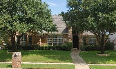 Corinth Single Family Home For Sale: 2301 Castlegate Drive