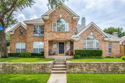 Addison Single Family Home For Sale: 14597 Aspen Court