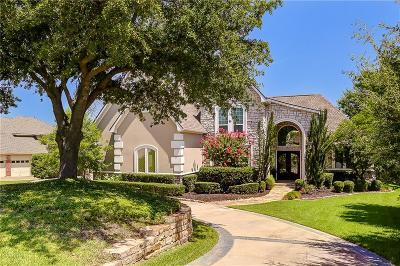 Dallas County, Collin County, Rockwall County, Ellis County, Tarrant County, Denton County, Grayson County Single Family Home For Sale: 2602 Lake Cove