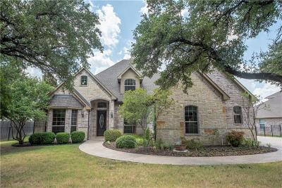 Dallas County, Denton County, Collin County, Cooke County, Grayson County, Jack County, Johnson County, Palo Pinto County, Parker County, Tarrant County, Wise County Single Family Home For Sale: 422 Valley View Court