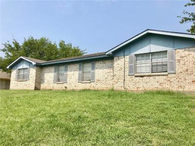 Fort Worth Residential Lease For Lease: 7308 Vista Cliff Drive