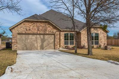 Fort Worth Single Family Home For Sale: 12616 Kollmeyer Way