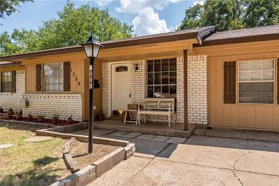 Mesquite Single Family Home For Sale: 1306 Athens Drive