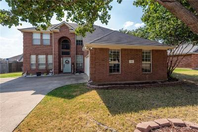 Red Oak Single Family Home For Sale: 110 Clear Creek Drive