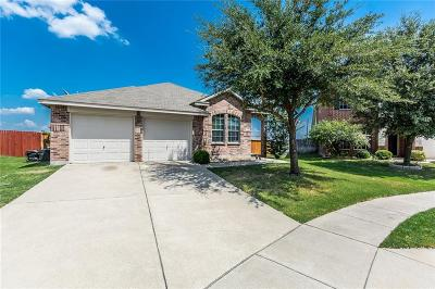 Fort Worth Single Family Home For Sale: 1736 Quail Springs Circle