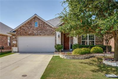 McKinney Single Family Home Active Option Contract: 10413 Sedalia Drive